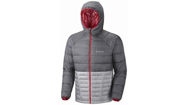 Columbia TurboDown jacket