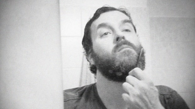 Cover up a patchy beard