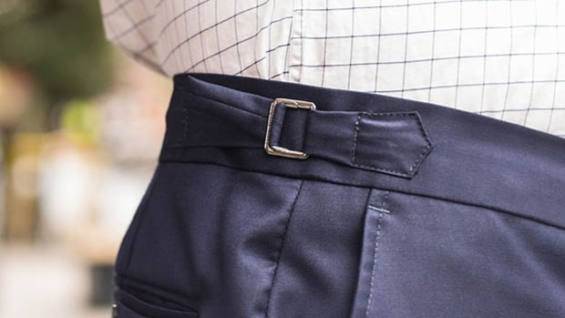 Ditch the belt.