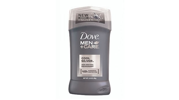 Dove Men+Care Cool Silver Deodorant