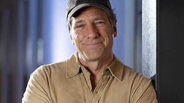 Eat Like A Little Kid with Mike Rowe
