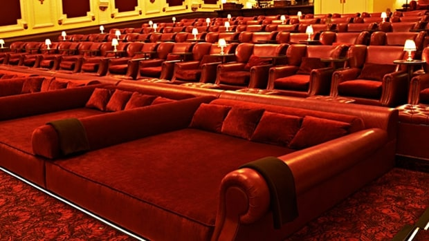 7 Most Comfortable Cinemas In The World That You Won T