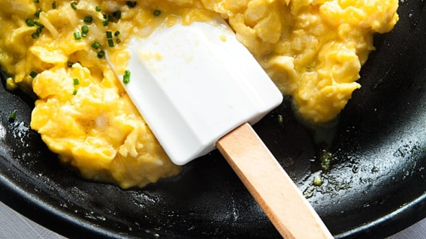 Slow-Scrambled Eggs