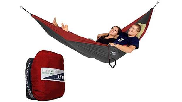 ENO Double Hammock with Insect Shield