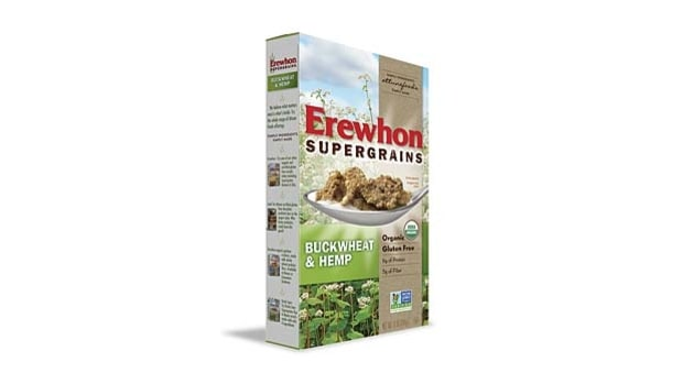 Erewhon Buckwheat & Hemp Cereal