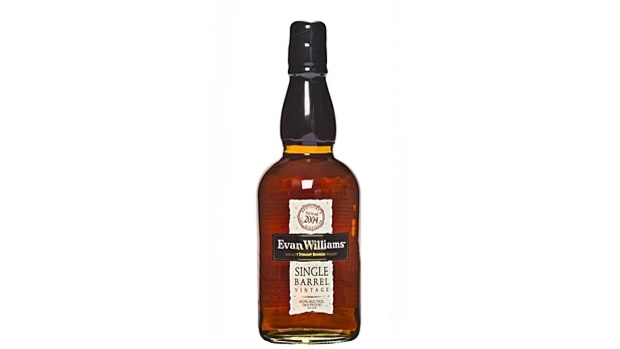 For Sipping: Evan Williams Single Barrel