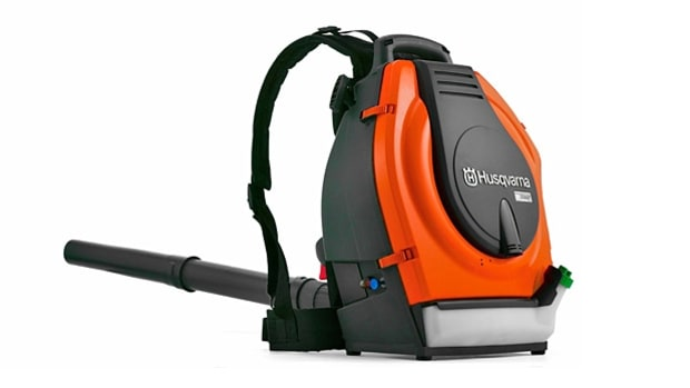 The Strong Backpack Blower: Husqvarna 356BT