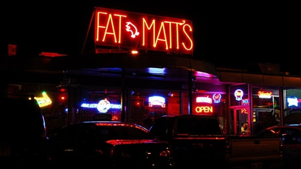 Fat Matt's Rib Shack - Atlanta