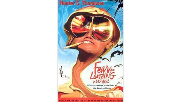 Fear and Loathing in Las Vegas: A Savage Journey to the Heart of the American Dream, Hunter S. Thompson