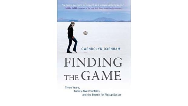 Finding the Game, by Gwendolyn Oxenham