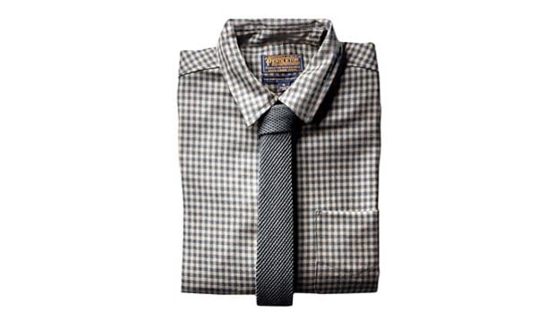 Pendleton Fitted Button-Up Shirt