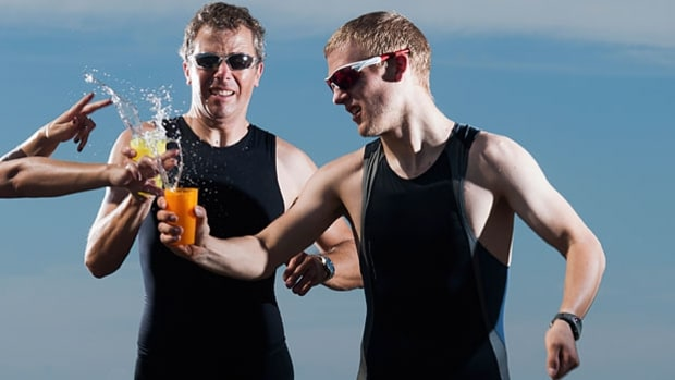 For recreational exercise, drink to thirst, but be proactive if you're racing.