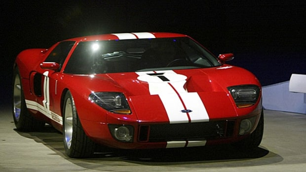 Ford GT [2004]