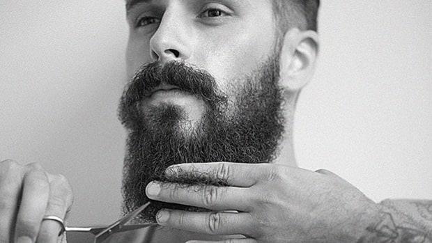 Get the perfect beard shape