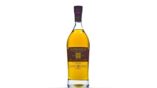 Glenmorangie 18-year Single Malt