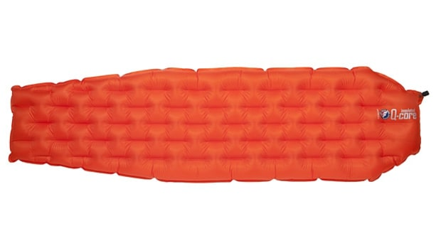 Big Agnes Q-Core SL sleeping pad.
