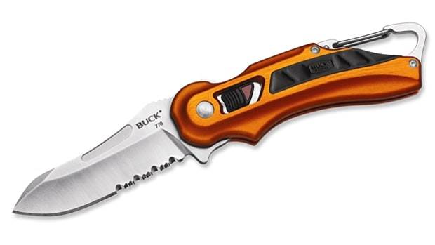 Buck FlashPoint knife.