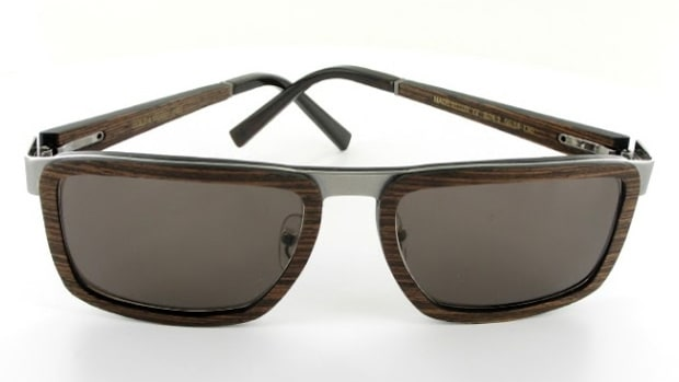 Gold & Wood B24 Sunglasses