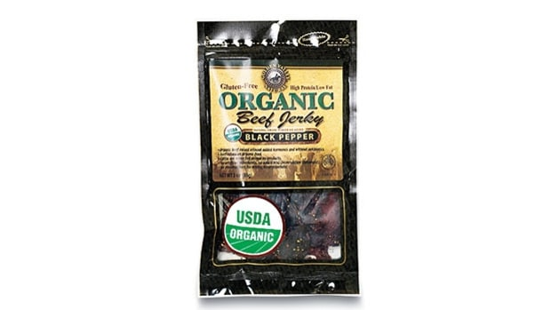 Golden Valley Organic Beef Jerky