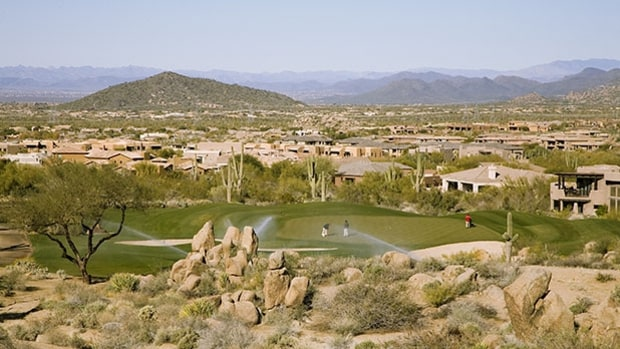 Troon North Golf Club (Scottsdale, Arizona)