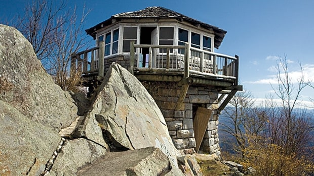 Great Smoky Mountains Lookout