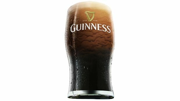 Guinness Draught: 125 Calories