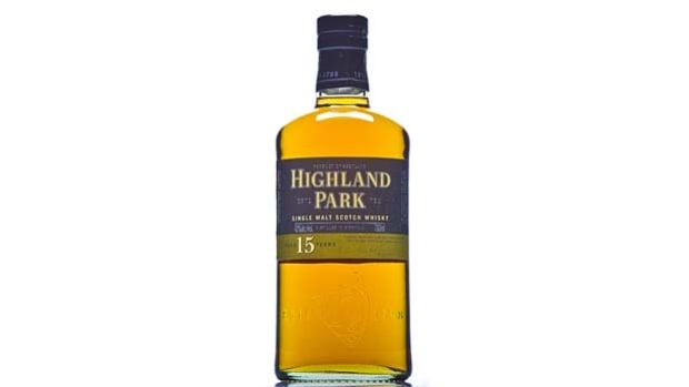 Highland Park 15-year single malt