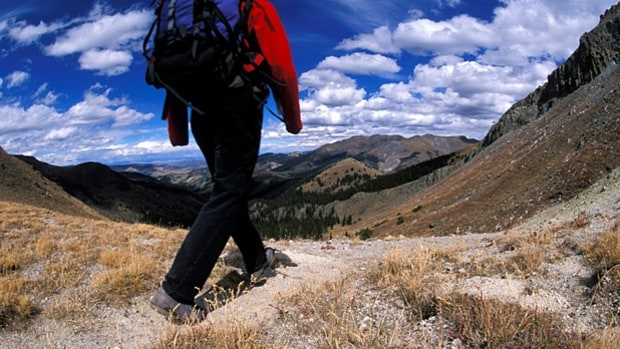 Hike the Continental Divide.