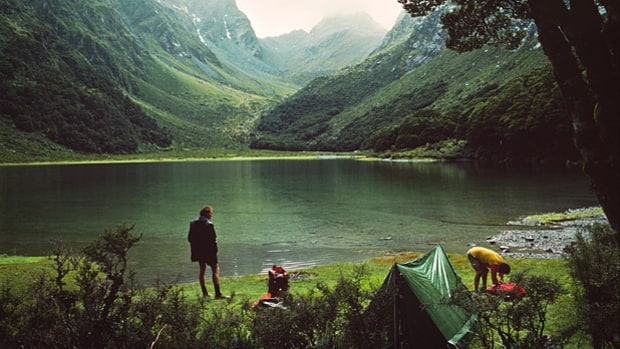 Hiking New Zealand's Routeburn Track 9