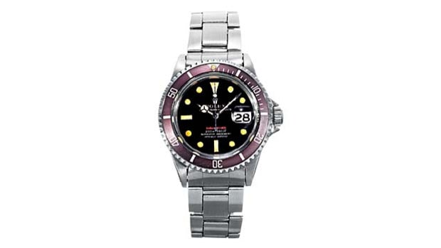 The Rolex Submariner, a lesson in vintage variations.