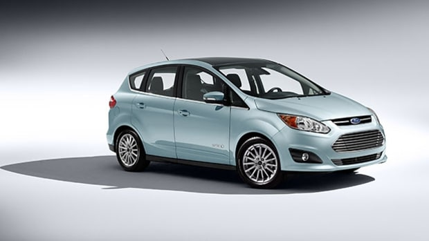 If You Commute...20 Miles: Ford C-Max Energi