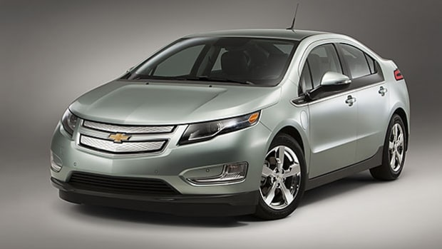 If You Commute...35 Miles: Chevrolet Volt