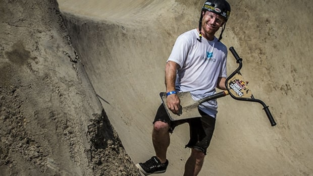 Ryan Nyquist: How to Train Like a BMX Champ