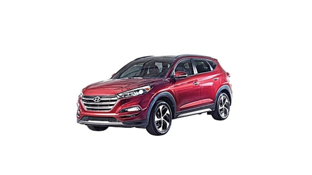 SUVs/Crossovers: Hyundai Tucson