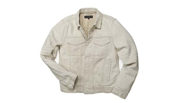 J. Brand Owen Jacket in White