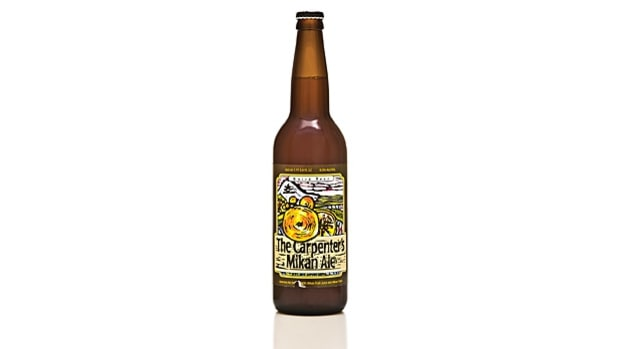 The Carpenter's Mikan Ale
