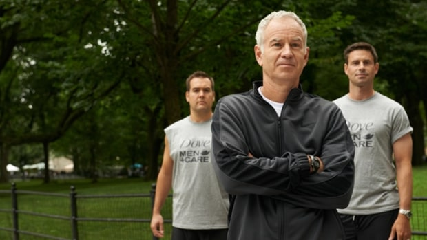 How John McEnroe Stays Calm