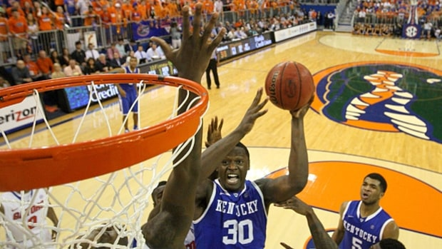 Julius Randle, Kentucky
