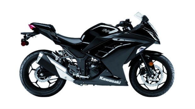 Best for Your First Sport Bike