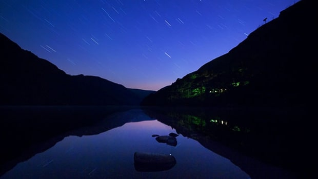 Kerry International Dark Sky Reserve, Ireland