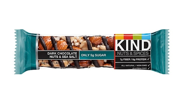 KIND Dark Chocolate & Sea Salt Bar
