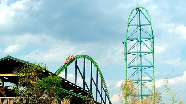 Kingda Ka, Six Flags Great Adventure (Jackson, New Jersey)