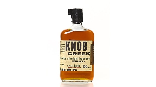 For Mixing: Knob Creek 9-year-old Small Batch Bourbon