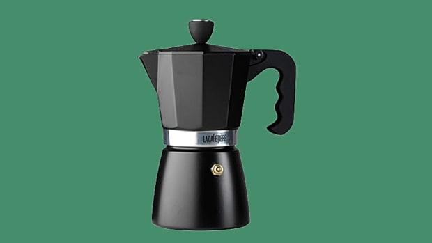 La Cafetiere Espresso Maker 23 Gift Ideas for the Coffee Lover Men s Journal