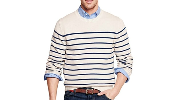 Nautical: Land's End's Drifter Stripe