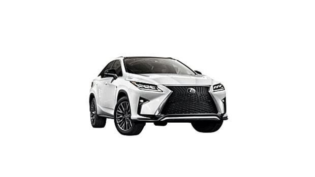 SUVs/Crossovers: Lexus RX