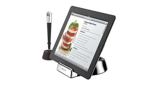 Kitchen-Ready your iPad.