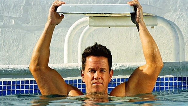 Mark Wahlberg (Gained 40, Lost 60)