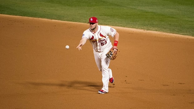 Matt Adams, Cardinals