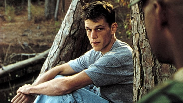 Matt Damon (Lost 40, Gained 30, Muscled Up)